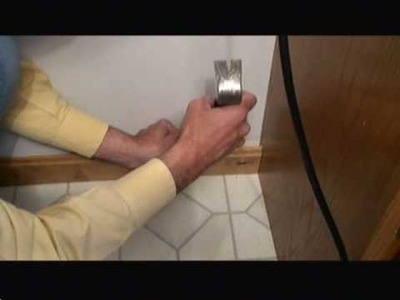 How to Remove Baseboard Trim Video