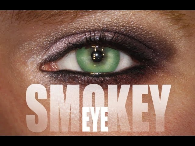 INSTANT SMOKEY EYE TUTORIAL!!!! EASY FOR BEGINNERS!