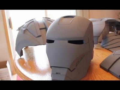 Iron Man Mark IV Progress