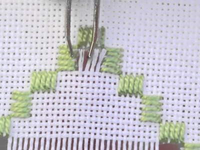 Learn How To Cut Fabric Threads