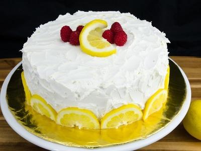 Lemon Cake Recipe: Cookies Cupcakes and Cardio How-to Video