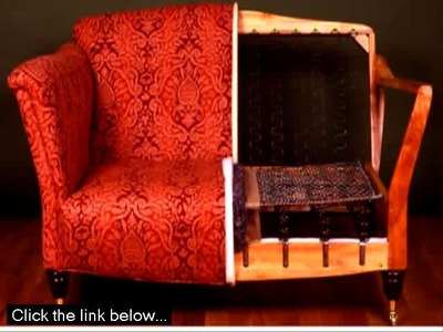 Looking For Upcycled Furniture Ideas? Check Out This Workshop
