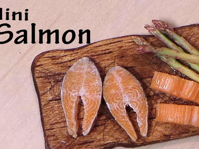 Miniature Salmon - Polymer Clay Tutorial