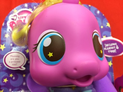 My Little Pony - Toy includes a blanket and a tiara