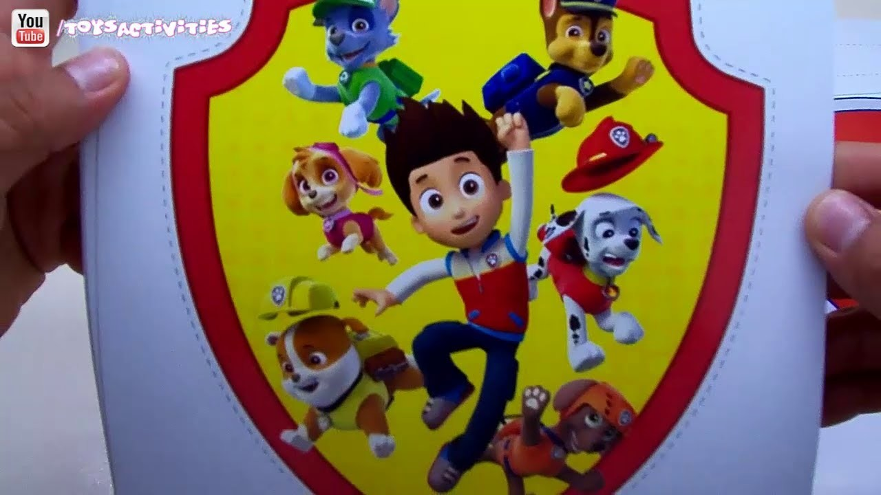 PAW Patrol - Create and Make Birthday Banner Party Supplies