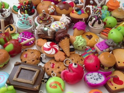 POLYMER CLAY CHARM COLLECTION PART 2