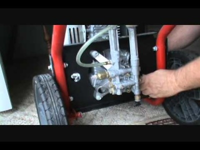 Pressure Washer Pump Repair Part 1 (how to)