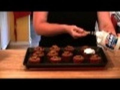 S'more Cupcakes (Part 2): Cupcake Show #26