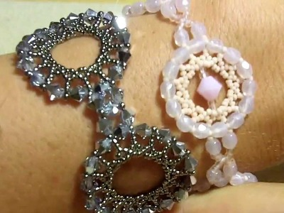 Sidonia's handmade jewelry - Happy elegant bracelet