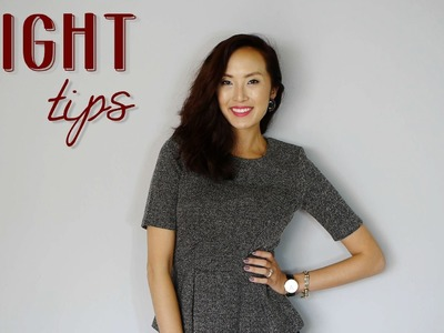 TIGHT TIPS For The Fall.Winter Season