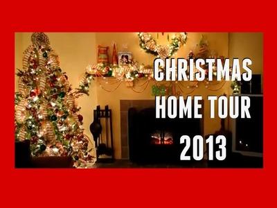 Christmas Decorations 2013 Home Tour