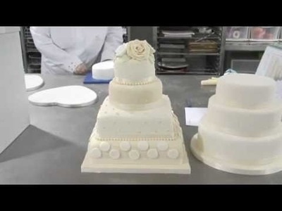 EXCLUSIVE VIDEO!! THE ROYAL WEDDING CAKE OF THE YEAR 2011!  Britain's Prince William & Catherine