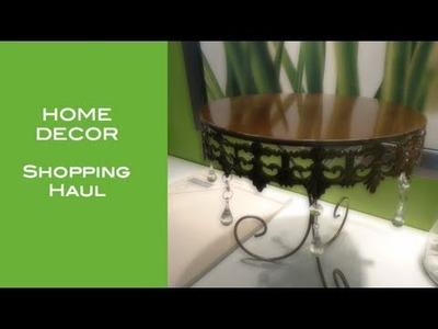 Home Decor Shopping Haul