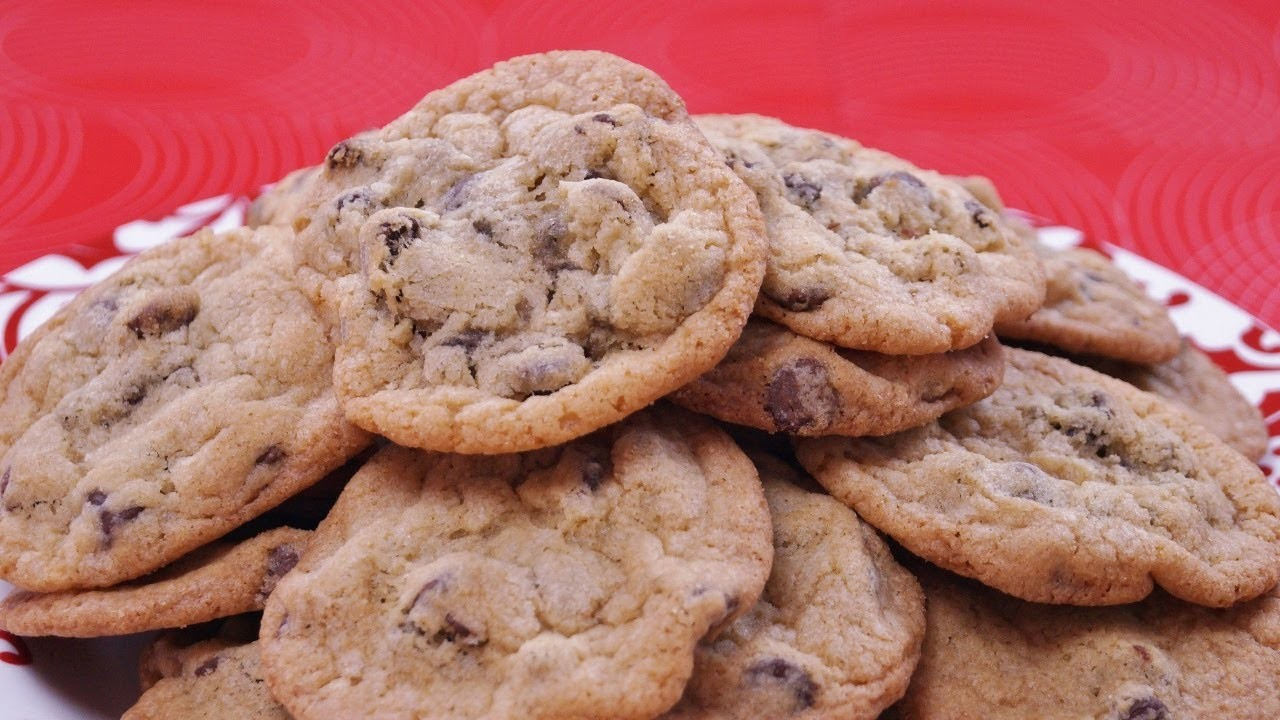 Homemade Chocolate Chip Cookies Recipe: From Scratch: How To: Diane Kometa: Dishin With Di #125