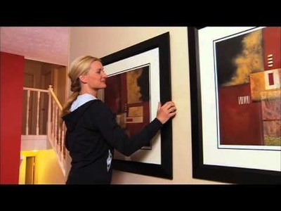 How to Hang Pictures on a Wall