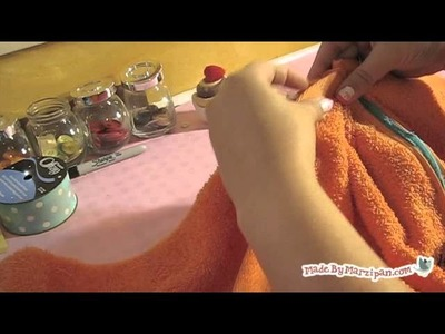 How to Make a Hooded Towel for Kids