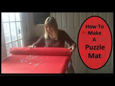 How To Make A Puzzle Mat