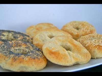 How to make bagels - Easy recipe