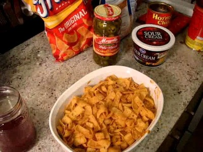 How to make Frito Pie