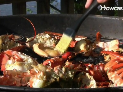 How to Make Grilled Lobster