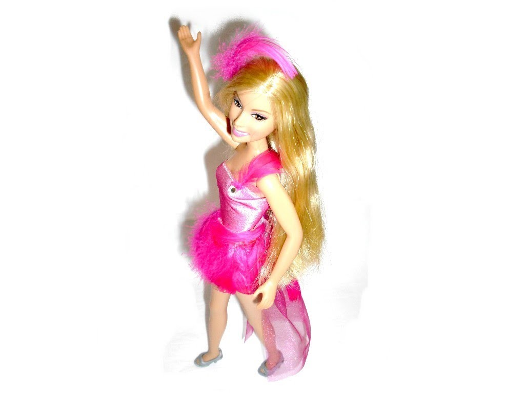 How to make Party Barbie Dress? - Tutorial