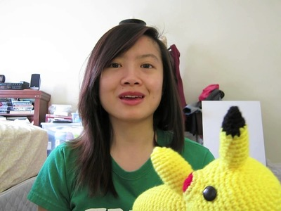 Make your very own Pikachu!!