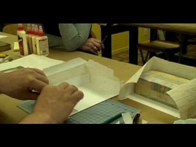 Making a book box
