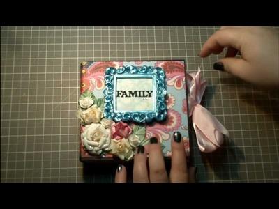 Manilla Envelope Mini Album