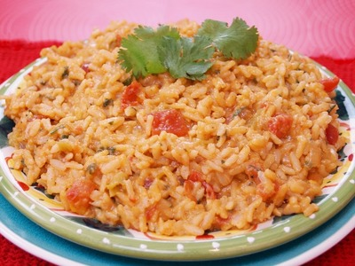 Mexican Rice Recipe: Easy and Quick! How To: Diane Kometa-Dishin' With Di #86