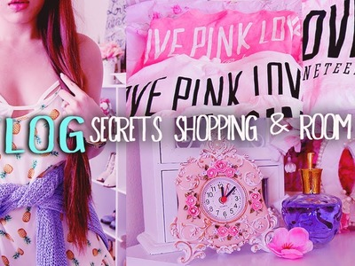 Room Decor, Shopping + A Crazy Underwear Lady