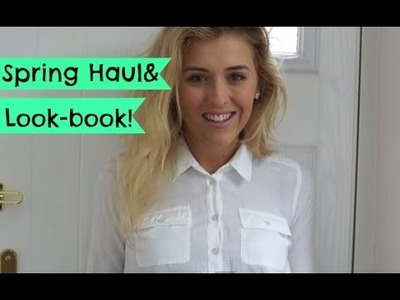 Spring Look Book, Fashion Haul! | EmTalks