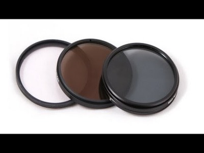 What are Lens Filters & what types should you buy? Filmmaking Tutorial