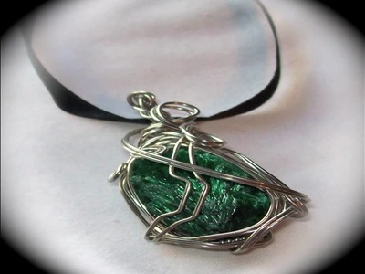 Wire Wrapped Jewelry From Rachie's Treasure Box on Etsy