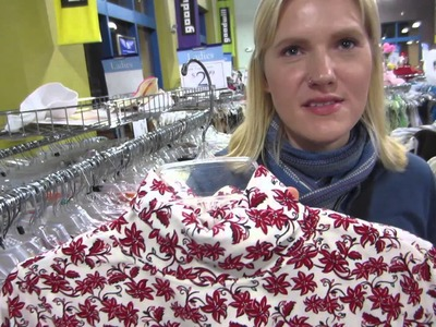 Finding The Perfect Christmas Sweater!!! (11.28.12)