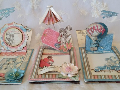 G45 Come Away With Me 6 x 4 Slider Card Tutorial