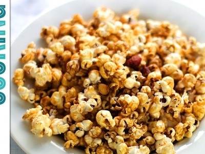 Homemade Cracker Jack - How To Make Caramel Corn
