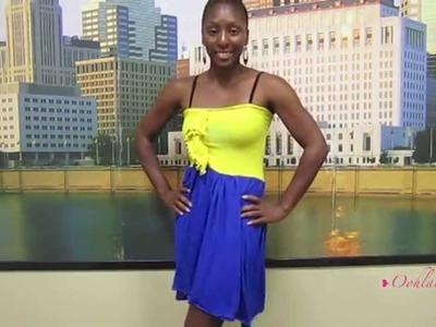 How to Make a Pretty Summer Dress