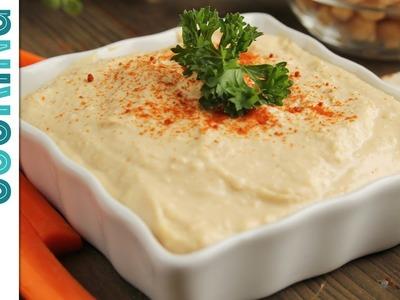 How To Make Hummus - Easy Hummus Recipe