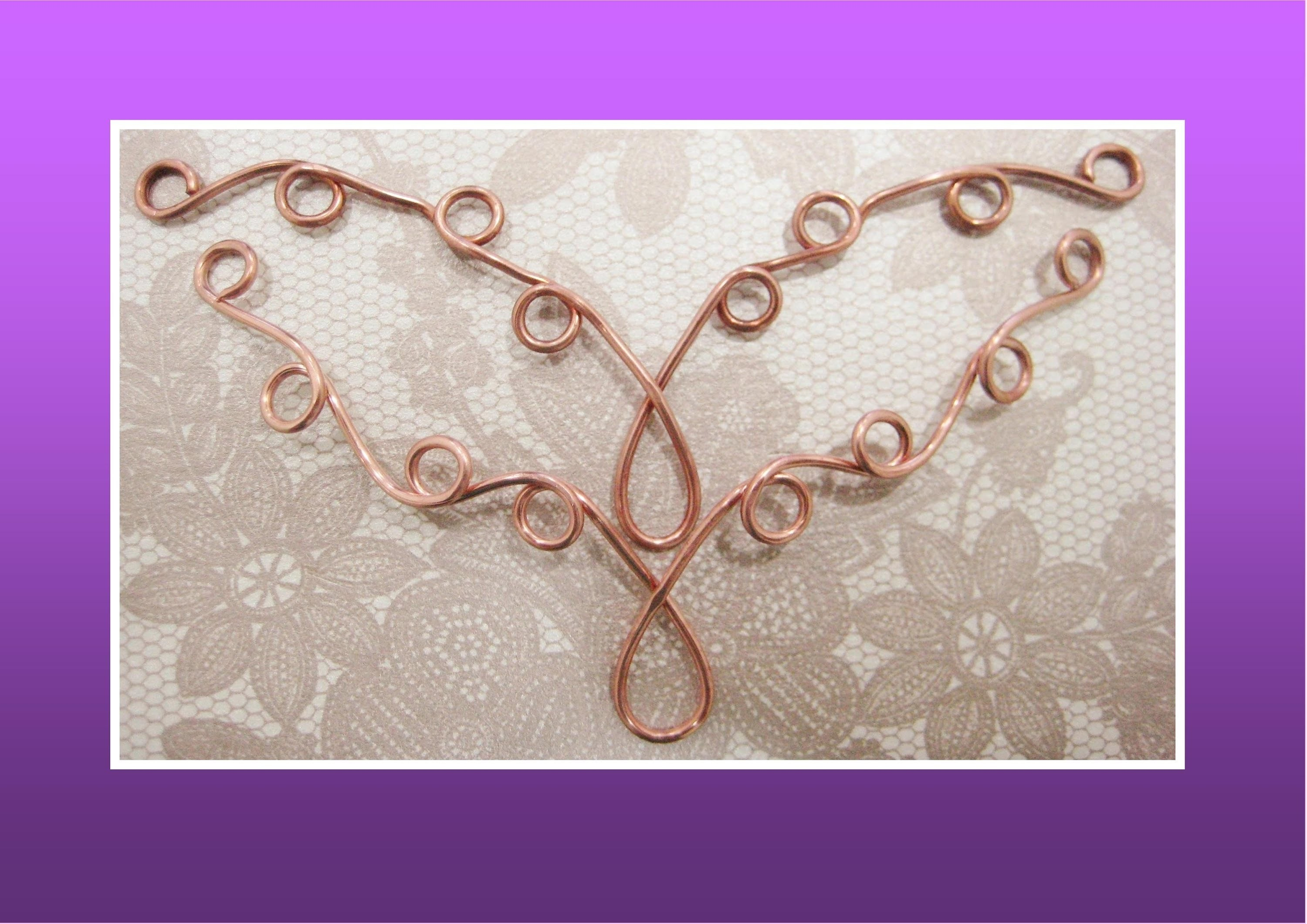 How to make Necklace Component