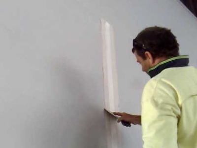 How To Tape In A Butt joint Drywall the Aussie Way