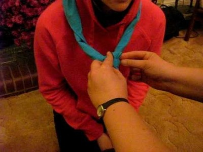 How to Tie a Friendship Knot for your Friend