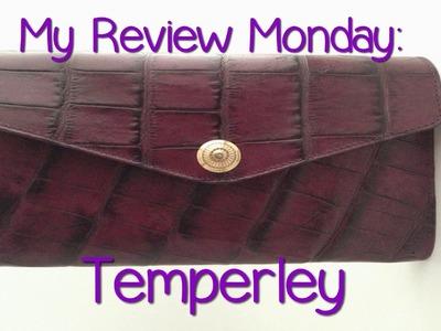 My Review Monday: Temperley Filofax