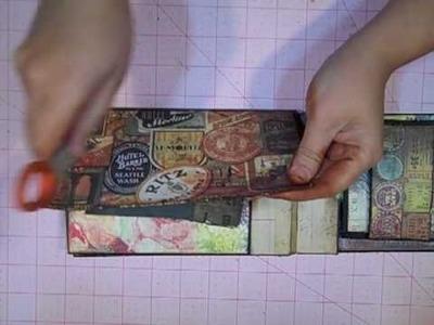 Paperbag Mini Album Series -Episode 2 part 1of 2