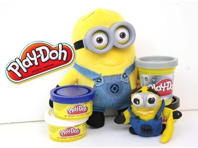 Play-Doh Minion Dave How To Make Your Own Play Doh Minion Despicable Me 2 Gru Banana