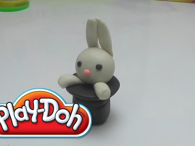 Play-Doh Rabbit - How to make DIY