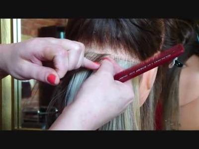 Secret Stylist Tape Hair - Part One