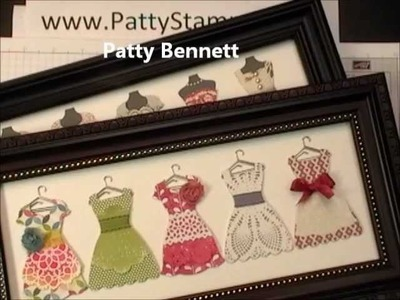 Stampin Up Dress Up product overview