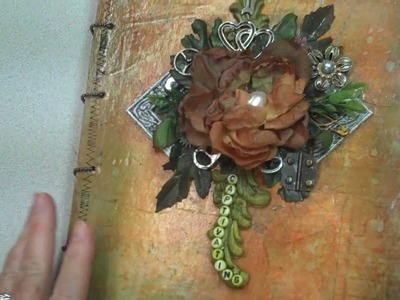 Captivating Art Journal Faithart part 1 of 2