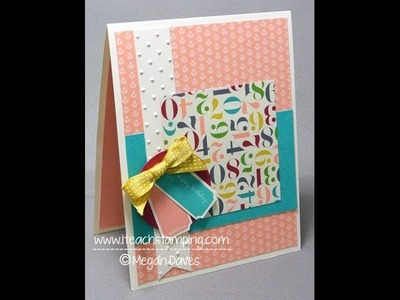 Discover How to Make This Birthday Card