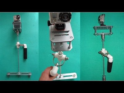 GoPro Steadicam - DIY Camera Stabilizer Explained